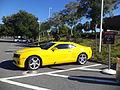 Tallahassee Regional Airport Avis Camaro Rental.JPG