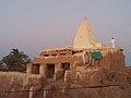 Tamentit , the Mausoleum of sidi bayoucef ben Mohamed ben moussa.jpg