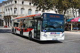 Image illustrative de l'article Transports en commun de Niort