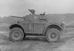 Coventry armoured car - Image: Tanks and Afvs of the British Army 1939 45 STT7381
