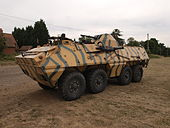 Tatra OT64 APC (1960) (Chzech) owned by David Froggatt pic01.JPG