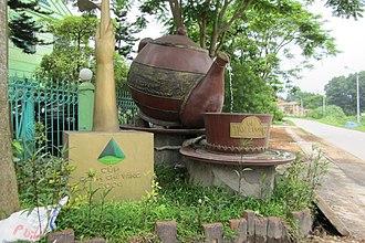 Thái Nguyên - Image: Tea pot