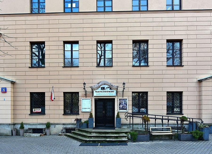 Jewish Theatre, Warsaw