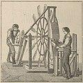 Teilleuse ou moulin flamand, machine à teiller le lin.jpg