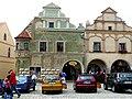 Telč - Sgrafittohaus 1.jpg