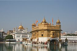Amritsar – Goldener Tempel (Harmandir Sahib)