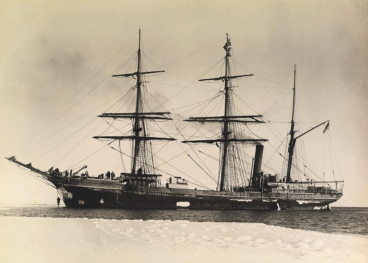 terra nova ship wikipedia