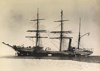 Early 1900s ship