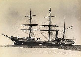 Terra Nova (ship) - Terra Nova
