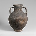 Terracotta amphora (jar) MET DP132615.jpg
