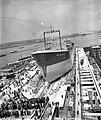 Tewaterlating tanker Reza Shah the Great bij Verolme (ook 97233 tm 97242), Bestanddeelnr 909-7129.jpg