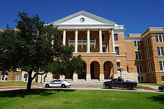 Texas Woman's University - Old Main Building