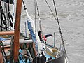 Thames barge parade - in the Pool - Gladys 6715.JPG