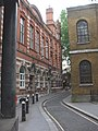 The Bridewell Theatre, Bride Lane, London - geograph.org.uk - 1366269.jpg