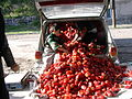The Capsicum car-boot sale- Goris Armenia - panoramio.jpg
