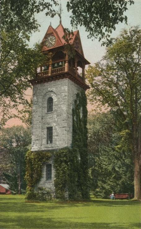 The Children's Chimes, Stockbridge, MA