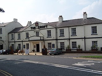 Croft-on-Tees - Image: The Croft Hotel geograph.org.uk 384097