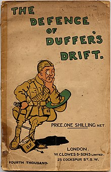 defense of duffers drift The defense of duffer's drift is a fascinating little book that anyone can read in a short afternoon written by capt ernest dunlop swinton around the dawn of the.