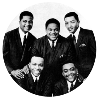 The Dells American R&B vocal group