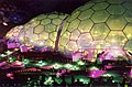 The Eden Project, at Night - geograph.org.uk - 225026.jpg