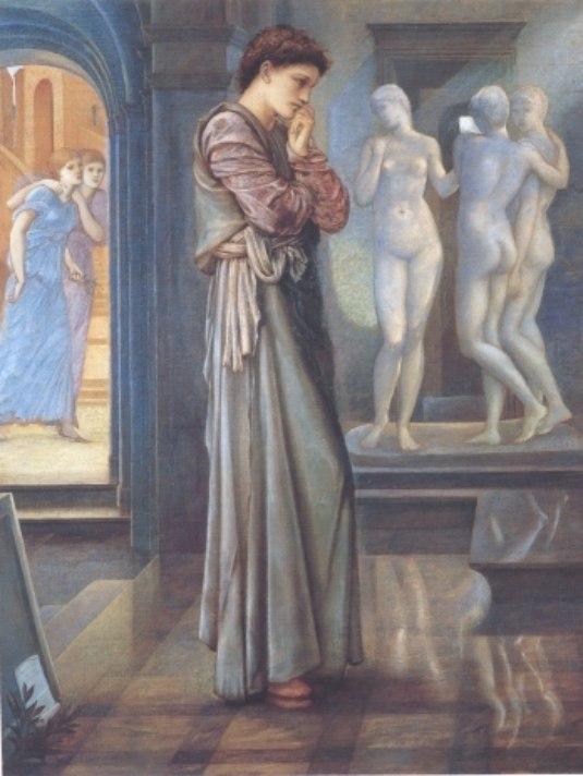 The Heart Desires, 2nd series, Pygmalion (Burne-Jones)