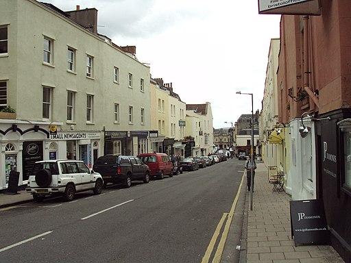 The Mall, Clifton Village, Bristol - DSC05768