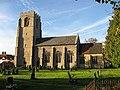 The Parish Church Of St. Andrew, Holme Hale, Norfolk - geograph.org.uk - 278488.jpg
