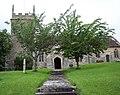 The Parish Church of St John the Baptist, Buckhorn Weston - geograph.org.uk - 475397.jpg