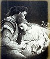 The Parting of Sir Lancelot and Queen Guinevere, by Julia Margaret Cameron, M197400870009.jpg