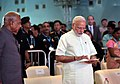 The Prime Minister, Shri Narendra Modi launching the iDeX (innovations for Defence Excellence) scheme, at the inauguration ceremony of the DefExpo India - 2018, at Mahabalipuram, Tamil Nadu.jpg