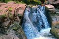 The Second Large Waterfall in Kanarra Canyon DyeClan.com - panoramio.jpg