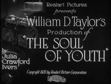 File:The Soul of Youth (1920) .webm