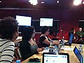 The Value of FreeKnowledge-Wikipedia Workshop and debate at CCCB (76).JPG