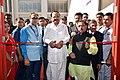 The Vice President, Shri M. Venkaiah Naidu inaugurating the Smart City Expo India 2018, in Jaipur, Rajasthan.JPG