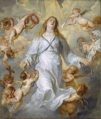 The Virgin as Intercessor