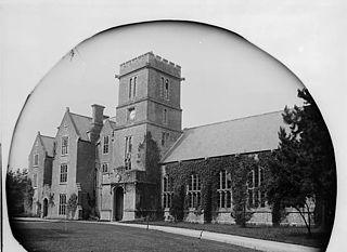 The college, Llanymddyfri