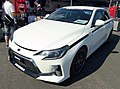 The frontview of Toyota MARK X 350S G's (DBA-GRX133) tuned by SARD.jpg