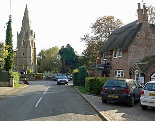 Muston, Leicestershire Human settlement in England