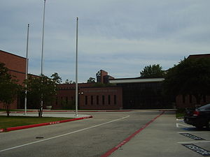 The Woodlands High School - Image: Thewoodlands HS