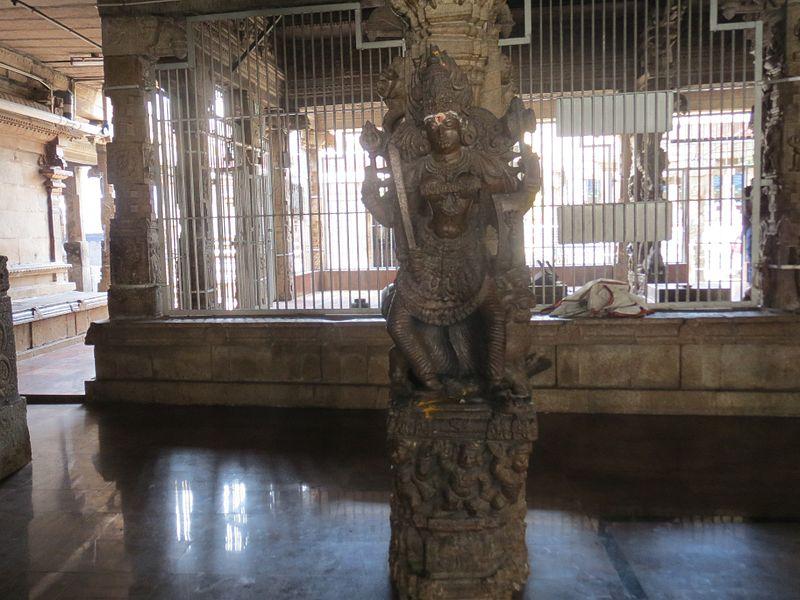படிமம்:Thiruchengodu Arthanareeswarar Sannidhi-sculpture..jpg