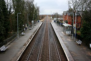 Thorne North railway station Railway station in South Yorkshire, England