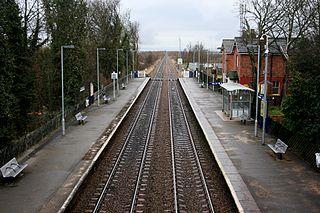 Thorne North railway station