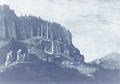 Thrasyllos monument - James Stuart.png