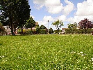 Threemilestone village in United Kingdom