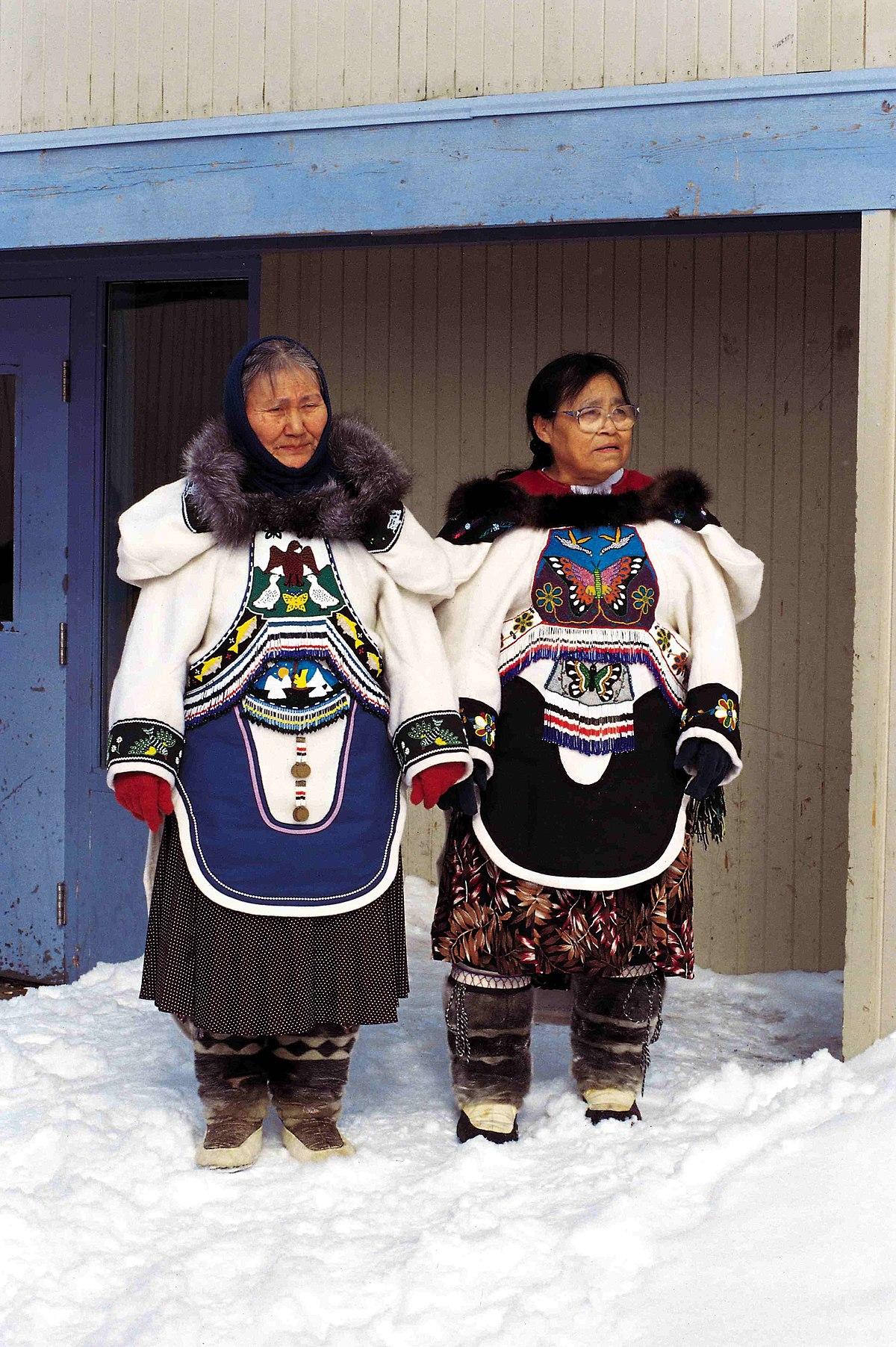 Chant de gorge inuit — Wikipédia
