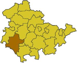 Schmalkalden-Meiningen - Image: Thuringia sm