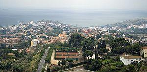 Tiana, Catalonia - Image: Tiana