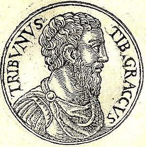 Tiberius Gracchus - Image: Tiberius Gracchus