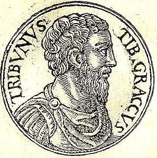 Tiberius Gracchus ancient Rome politician
