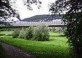 Tiengen Autobahnbrücke A98 beim Bürgerwaldtunnel Tiengen.jpg